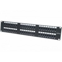 Bảng cắm Patch panel 48-port Unshielded VIVANCO CAT.5E