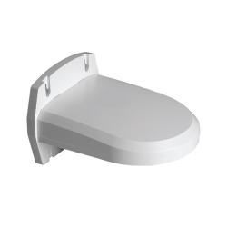 Wall mount bracket for Plastic Dome