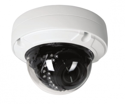 8MP IR Motorized Vandal Dome Network Camera